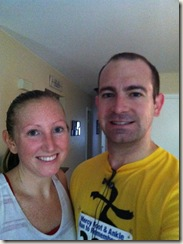 lisa and rob run to remember 2013